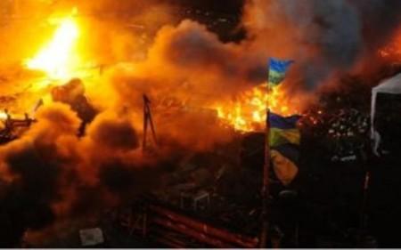 Украина в пламени / Ukraine on Fire (2016)