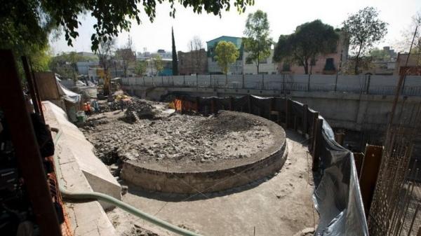 В Мексике под снесенным лавкой найден 650-летний храм