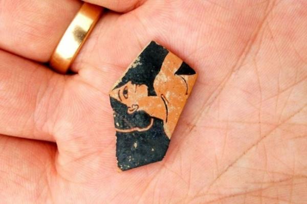 В Греции под землей замечен неизвестный древний город