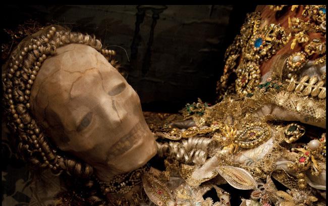 """В """"люльке человечества"""" найдены древние сокровища"""