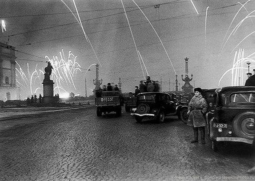 Ныне день снятия блокады Ленинграда.
