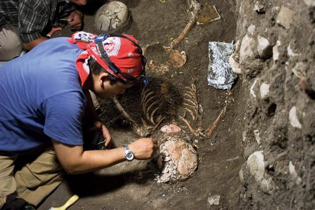 В Китае отыскали уникальный некрополь с двумя тысячами погребенных