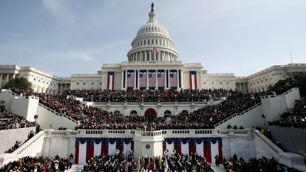 От Вашингтона до Трампа: история инаугураций