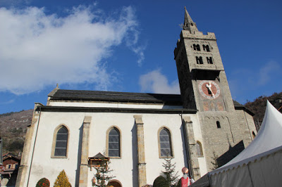 Жуткая находка в махонькой швейцарской часовне потрясла ученых