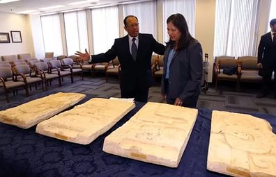 США и Европа вернули Гватемале бесценные артефакты майя