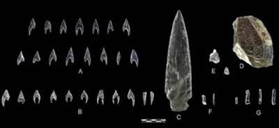 В Хабаровске ученые отыщи костяные наконечники стрел возрастом более двух тысяч лет