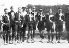 Ваграм Кеворкян - первая звезда футбола