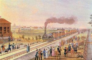 Отчего в России железнодорожная колея шире