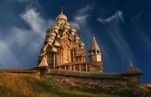 Храм Преображения Господня на Кижском погосте