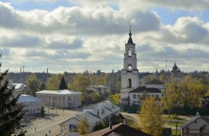 Селение Нерехта популярно с 1214 года, название по расположению на р. Нерехта