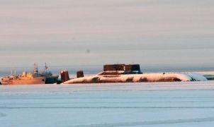 23 сентября 1980 года в Советском Союзе года была спущена на воду атомная субмарина «Акула»