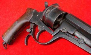 4,5 линейный револьвер Галана
