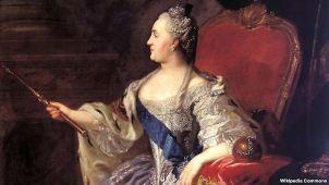 Задолго до кончины Екатерина составила эпитафию для своего грядущего надгробия