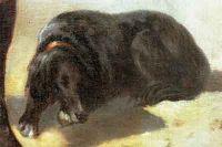 Среди любимцев императора Александра II был самый любимый - черноволосый сеттер Милорд