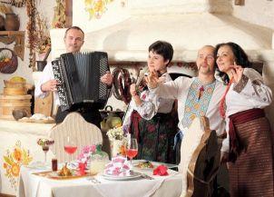 Какая еда почитается исконно русской?