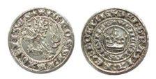 Чешский грош был впервые отчеканен в 1300 году