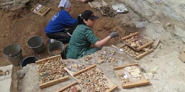 Древнюю косторезную студию нашли на Алтае