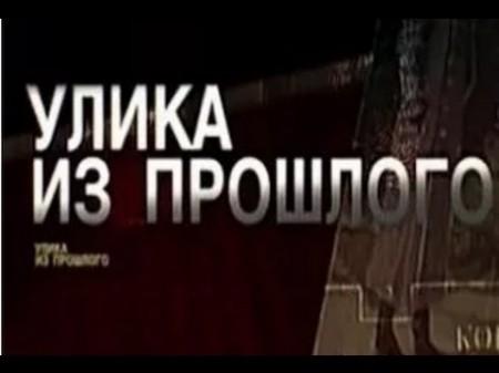 Улика из прошедшего.   Михаил Шолохов. Тайна Тихого Дона   (2017)