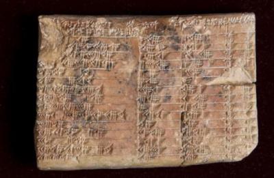 Ученые открыли секрет самого загадочного вавилонского текста
