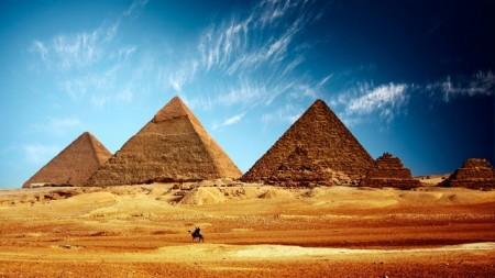 Египетские пирамиды. Научный взор на строительство (2016)