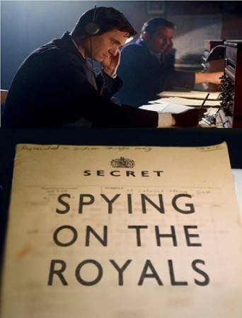 Шпионаж за государями / Spying on the Royals (2017)
