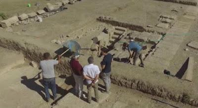 Греция: археологи раскопали затерянный святилище Артемиды