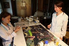 Китайские специалисты занялись реставрацией архитектурных шедевров Хивы