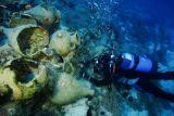 Восемь древнеримских кораблей замечены у побережья Наксоса