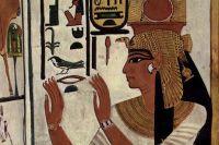 Археологи отыщи золотую верхушку одной из последних пирамид Египта
