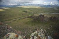 На Алтае заметили захоронения времен Великого переселения народов