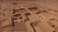 Древний нубийский царь нашелся в святилище у Нила