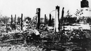 Трагедия в Корюковке: «Кровь лилась по земле рекой»