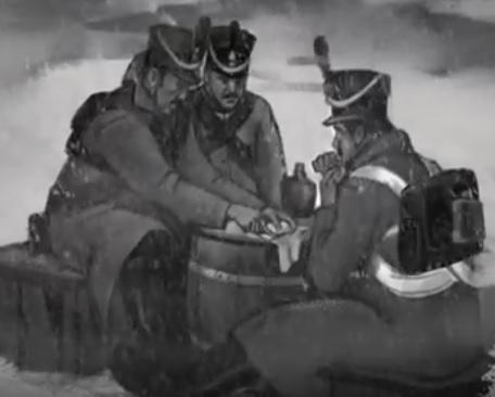 Не факт. Ледовый поход русской армии в 1809 году