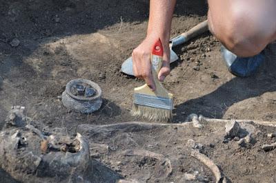 Сенсационная находка: В Сибири археологи заметили останки самого древнего жителя Евразии