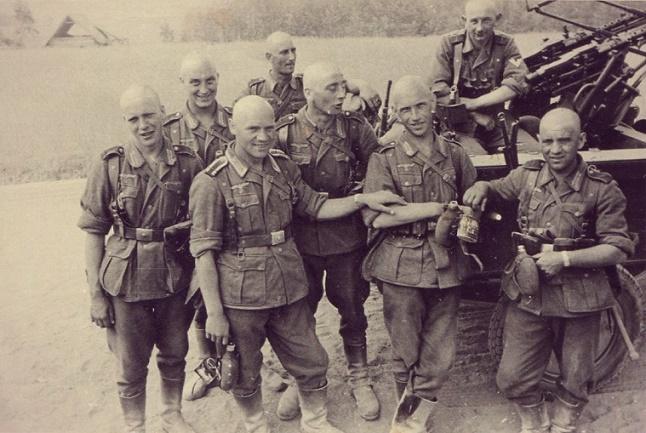Штрафные батальоны Гитлера: за что туда могли угодить