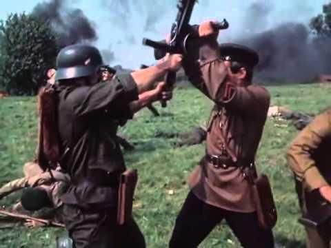 Отчего фашисты боялись рукопашных схваток с русскими солдатами