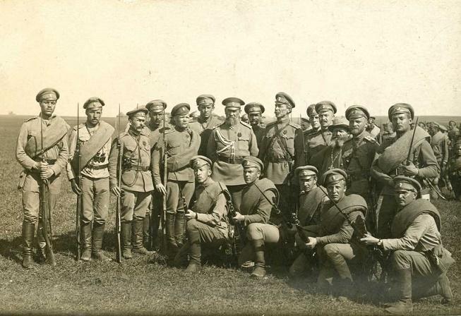Какие мишени были у России в Первой мировой войне