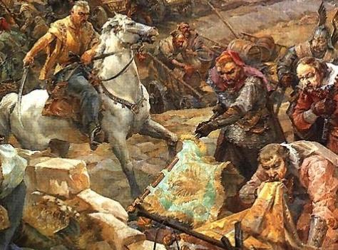 Чем обернулось для евреев бунт Богдана Хмельницкого