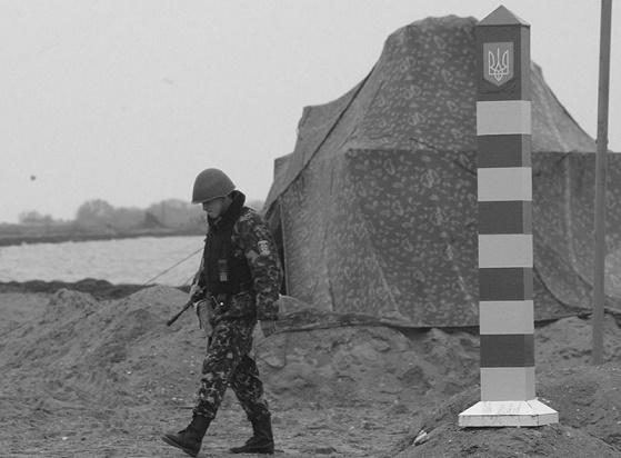 Отчего Украина и Россия не поделили остров Тузла