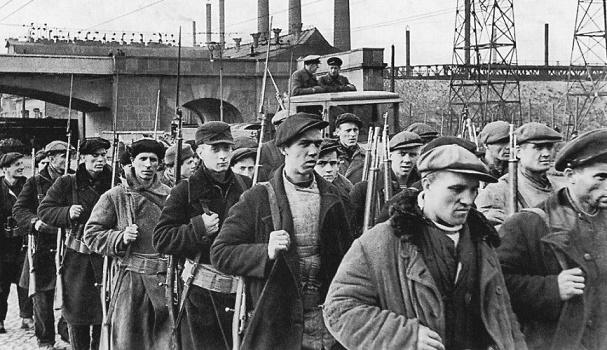 Как планировал работать Сталин в случае сдачи Москвы Гитлеру