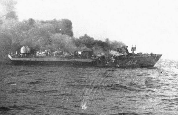 Крах советского корабля «Муссон» в 1987 году: что произошло на самом деле