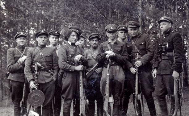 Как встречали обитатели Прибалтики русских в 1945 году