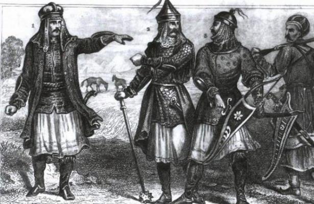 «Хазария»: какие территории так именовали в позднее средневековье
