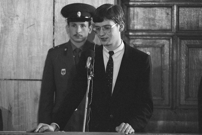 Сколько просидел пилот-нарушитель Матиас Руст в советской темнице