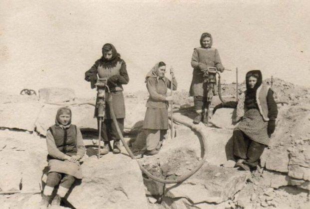 В каких условиях сидели дамы в ГУЛАГе