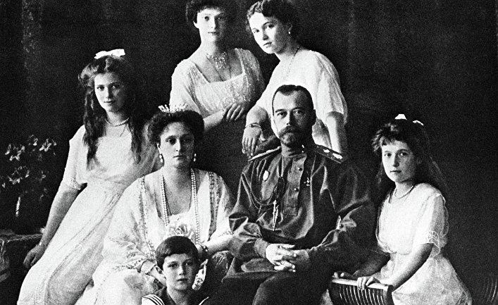 Отчего монаршьи дома Европы не спасли семью Николая II