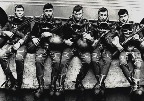 «Морские дьяволы»: какие спецоперации выполняли русские военные пловцы