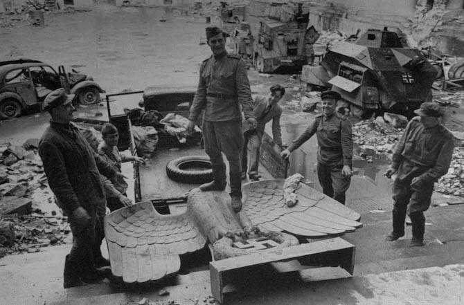 Какие правонарушения приписывали Красной Армии в оккупированной Германии