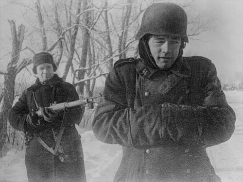 Отчего эсэсовцы боялись попадать в плен к Красной армии