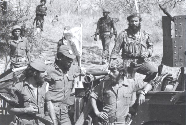 «Ангольский Сталинград»: как кубинцы воевали в Африке